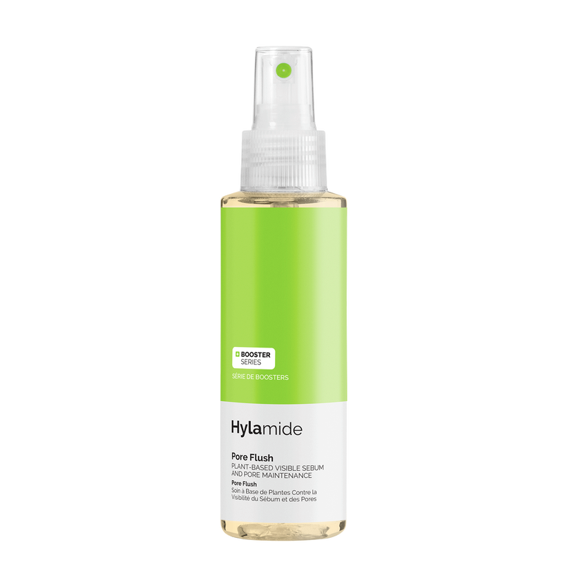 Hylamide Booster, Pore Flush